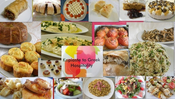 collage for cooking lessons