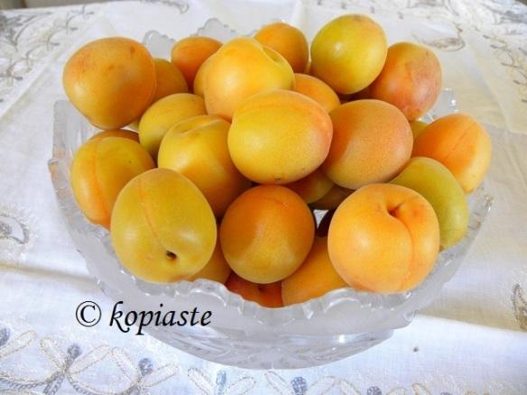 Aurora apricots