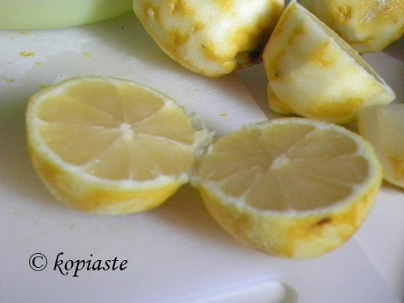 Juicy Lemons