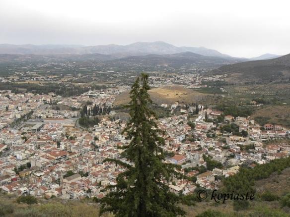 View from Palamidi