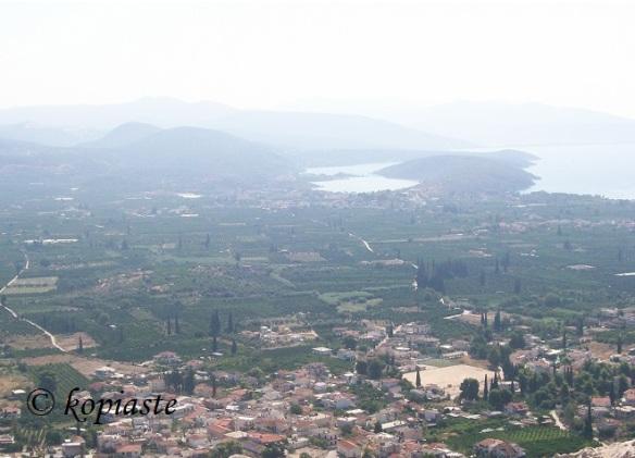 view of Drepano, Kallithea, Vivari