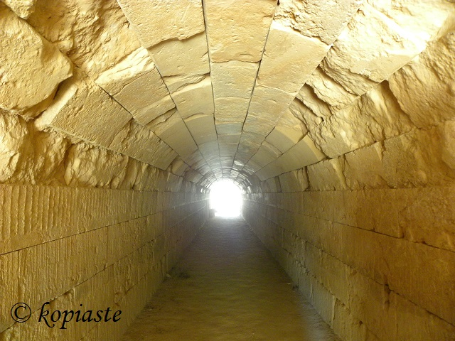 Nemea tunnel