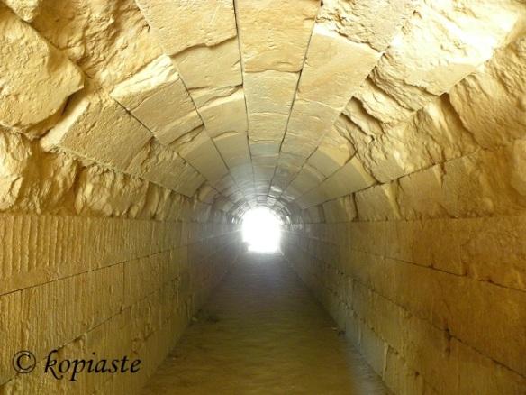 Nemea tunnel